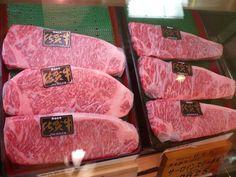 Kobe beef!