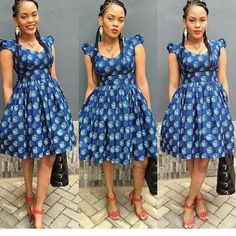 These are the most elegant ankara gown styles there are today, every lady who loves ankara gowns should see these ankara gown styles of 2019 African Dresses For Women, African Print Dresses, Formal Dresses For Women, African Print Fashion, African Attire, African Wear, African Fashion Dresses, African Women, African Prints