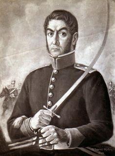 Pablo C. Ducros Hicken (1903-1969): San Martín - Retratos