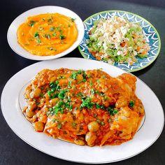 Eu testei uma receita de um livro de culinária Israelense. O enunciado descreve a receita como mediterrânea. Frango com molho de azeitonas e tomates. E realmente me surpreendeu! Ficou uma delícia! …