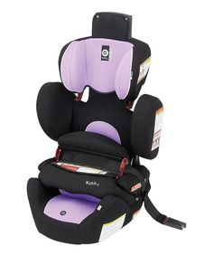 Kiddy World Plus Convertible Car Seat Lavendar