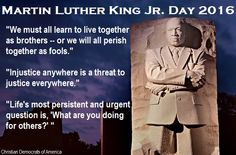 #MLKDay #MartinLutherKingDay #SocialJustice