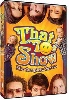 Available in: DVD.This box set brings together every single episode from all eight seasons of That Show, a FOX sitcom about growing up in the Best Tv Shows, Favorite Tv Shows, Movies Showing, Movies And Tv Shows, Lady Gaga Albums, Thats 70 Show, Beyonce Album, Me Tv, Music Albums