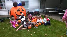 Pumpkins with our Fall Pumpkin Patch show! See more at davejeffersmagic.com