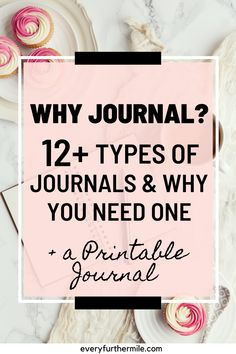 Why You Should Start A Journaling Habit - everyfurthermile Dream Journal, My Journal, Journal Covers, Journal Prompts, Types Of Journals, Writing Journals, Prayer Journals, Art Journals, Self Care Bullet Journal