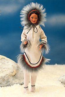 <em>Eskimo</em> Barbie® Doll 1st Edition