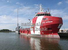 Offshore schip