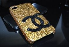 Chanel phone cover!