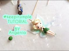 #keepitsimple tutorial semplice Trilly kawaii - polymerclay - YouTube