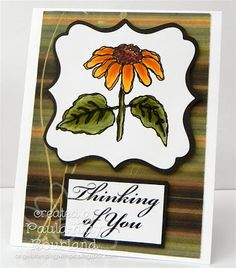 "Creative Stamping with Paula-Kay: Featuring ""Flowers"" Digital Stamp Set from Pickled Potpourri Designs www.PickledPotpourri.com #digi #digistamp #pickledpotpourri"