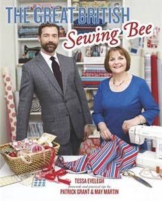 The Great British Sewing Book by Tessa Evelegh