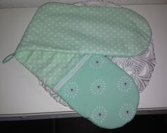 Backzubehör - Backblechhandschuh, tolles Küchenaccessoire - ein Designerstück von cosida bei DaWanda