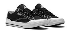 HUF Skateboard Shoes CLASSIC LO SPITFIRE BLACK…