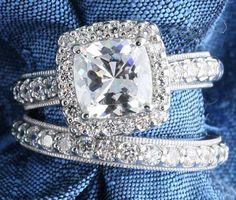 hello wedding ring