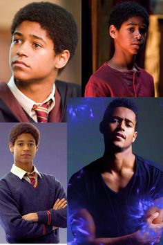 Dean Thomas Harry Potter Friends, Harry Potter Cast, Harry Potter Characters, Harry Potter World, Dean Thomas Harry Potter, Harry And Ginny, Harry Potter Drawings, Harry Potter Pictures, Alfred Enoch