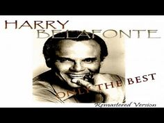 Harry Belafonte - Mama Look a Boo Boo   My first animation song.