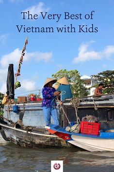 Jun 13, 2021 - The best family vacations happen when kid friendly hotels are paired with incredible activities. Book your Vietnam trip today. Vietnam Destinations, Vietnam Travel Guide, Family Destinations, Best Family Vacations, Family Travel, Family Adventure, Adventure Travel, Visit Vietnam, Bali Travel