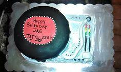 Jasons bday cake