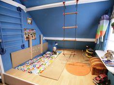 Kids' Playroom Design Ideas : Rooms : Home & Garden Television