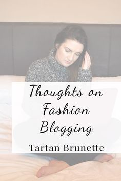 Thoughts On Fashion Blogging Fashion blogging has become a massive industry with popular bloggers having seemingly perfect lives. Not all fashion bloggers are like this and find it difficult to complete with their normal lives. Read more about what being a fashion blogger means to me.