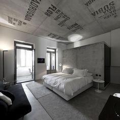 Hotel Casa do Conto @Porto #Portugal   creation of Pedra Líquida architects, situated on Rua Boavista