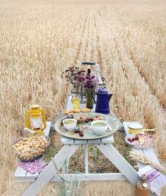 ピクニックは、イギリスロンドンにて労働者が外で食事を取るスタイルが始まりとされています。
