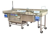 Power Soak 108X.P1.YYY Continuous Motion Ware Washing for Commercial Kitchen use