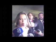 Mulheres do Brasil agredidas dentro do Senado Federal. DETALHES DA EMBOSCADA DO PETISTA NO SENADO