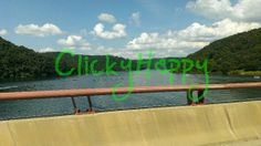 #Bridge #StreetView #Creek #Water #Lake #Photography #ClickyHappy #OnTheRoadAgain #BlueSky #Clouds #Landscape