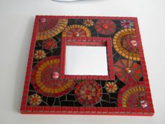 Image result for mosaic mirror patterns