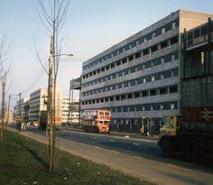 Crown Street - February 1974