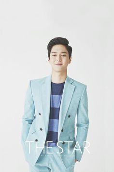 Go Kyung Pyo - The Star Magazine July Issue '15
