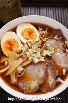 香港のお土産で作った焼豚で「チャーシュー麺」♪ by エスカルゴさん ...