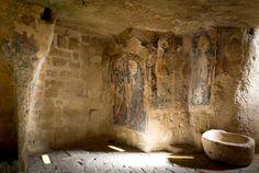 Bari - Cave Church