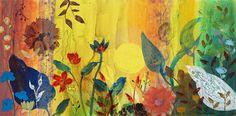 Daylight Has Spoken  ARTISTS PROOF 12 x 24  by RobinMariaPedrero, $100.00  Beautiful work and wonderful woman