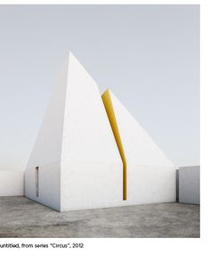 Yellow Ray by Claudio Reis
