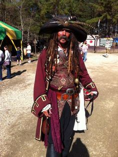 Ahoy Mate!  Welcome to the Louisiana Renaissance Festival