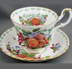 Royal Albert - Covent Garden Fruit Series - Serie www.royalalbertpatterns.com