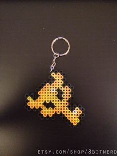 Legend Of Zelda Master Key Keychain!  www.etsy.com/shop/8BitNerd