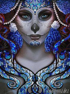 Hot Digital Portraits by Beatriz González