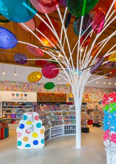 Dylan's Candy Bar, Miami Beach - Can't wait to visit. I love the one on the UES! #TimeToSe