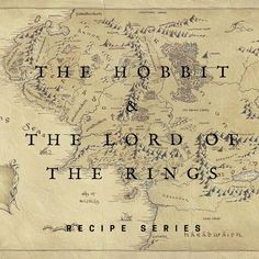The Hobbit and The Lord of the Rings Recipes Series