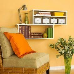 Gavetas antigas na parede | Decoração e reciclagem