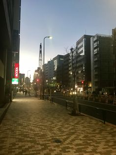 The early morning of Meiji street on 2018 New Year's Day. Im In Love, Early Morning, Times Square, Tokyo, Street, City, Travel, Viajes, Tokyo Japan