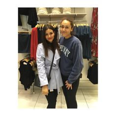 Vic with Fan in NYC