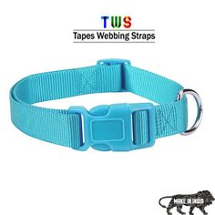 ‪#‎MakeinINDIA‬ ‪#‎GoradiaIndustries‬ ‪#‎Tapeswebbingstraps‬ Visit to our website and buy our products in low cost. For more details click on the below link or call us on +9833884973/9323558399 http://tapeswebbingstraps.in/product-category/dog-collars/