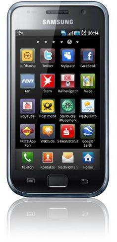 Samsung Galaxy S Plus I9001 Smartphon... Wunschpreis bei Amazon. Dein kostenloser Wunschpreis Service mit Preisalarm!