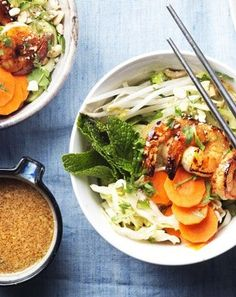 A Vietnamese cucumber bowl recipe that will transform your workweek lunch