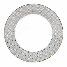 KATE porcelain dinner plate, D 27cm   - Sold in sets of 6