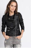 geaca-de-primavara-din-oferta-asnwear-1 Leather Jacket, Model, Jackets, Training, Cold, Baby, Fashion, Studded Leather Jacket, Down Jackets